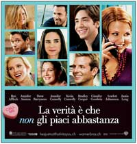 He's Just Not That Into You - 30 x 30 Movie Poster - Swiss Style A