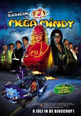 Het geheim van Mega Mindy - 11 x 17 Movie Poster - Belgian Style A