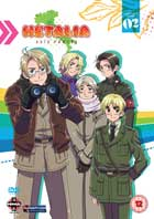 Hetalia: Axis Powers (TV) - 11 x 17 Movie Poster - UK Style A