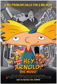 Hey Arnold! The Movie - 43 x 62 Movie Poster - Bus Shelter Style A