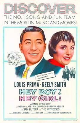 Hey Boy Hey Girl - 11 x 17 Movie Poster - Style A