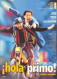 Hey Cousin! - 11 x 17 Movie Poster - Spanish Style A