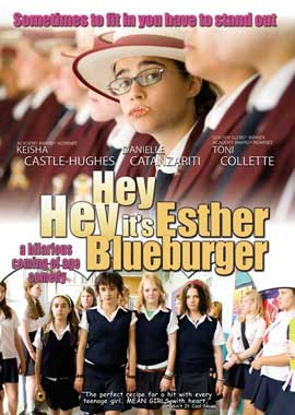 Hey Hey It's Esther Blueburger - 11 x 17 Movie Poster - Style B