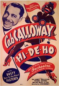 Hi-De-Ho - 11 x 17 Movie Poster - Style B