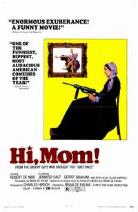 Hi, Mom! - 11 x 17 Movie Poster - Style A