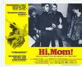 Hi, Mom! - 11 x 14 Movie Poster - Style E
