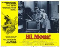 Hi, Mom! - 11 x 14 Movie Poster - Style H