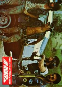 Hi-Riders - 11 x 14 Poster German Style B