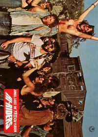 Hi-Riders - 11 x 14 Poster German Style C