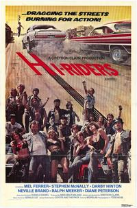 Hi-Riders - 43 x 62 Movie Poster - Bus Shelter Style A