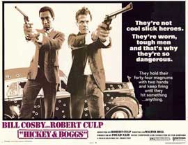 Hickey and Boggs - 11 x 14 Movie Poster - Style A