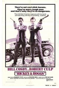 Hickey and Boggs - 27 x 40 Movie Poster - Style A