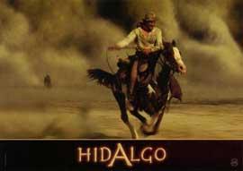 Hidalgo - 11 x 14 Movie Poster - Style D