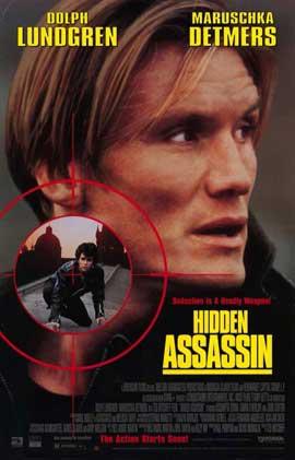 Hidden Assassin - 11 x 17 Movie Poster - Style A