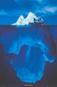 Hidden Depths - Photography Poster - 24 x 36 - Style A