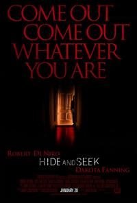 Hide and Seek - 27 x 40 Movie Poster - Style A