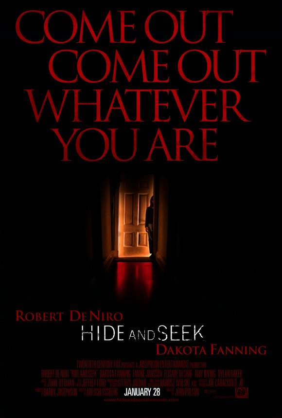 Hide and Seek Movie Posters From Movie Poster Shop