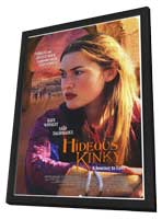Hideous Kinky - 27 x 40 Movie Poster - Style A - in Deluxe Wood Frame