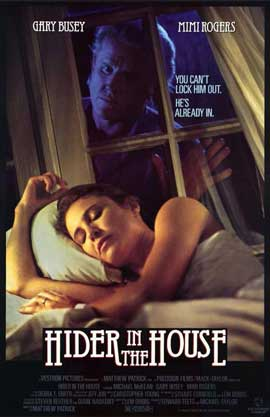 Hider in the House - 11 x 17 Movie Poster - Style A