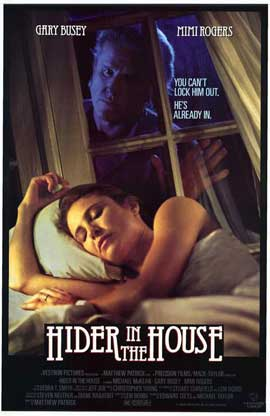 Hider in the House - 27 x 40 Movie Poster - Style A