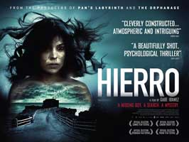Hierro - 11 x 17 Movie Poster - UK Style A