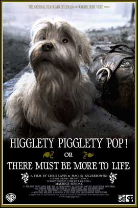 Higglety Pigglety Pop! or There Must Be More to Life - 11 x 17 Movie Poster - Style A