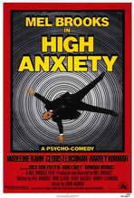 High Anxiety - 27 x 40 Movie Poster - Style A
