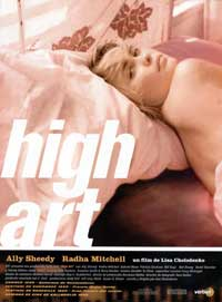 High Art - 11 x 17 Movie Poster - German Style A