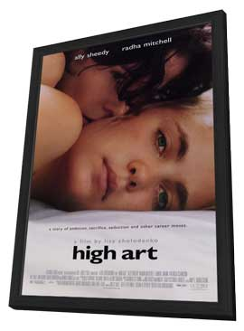 High Art - 11 x 17 Movie Poster - Style A - in Deluxe Wood Frame