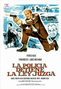 High Crime - 11 x 17 Movie Poster - Spanish Style B