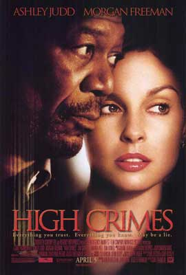 High Crimes - 27 x 40 Movie Poster - Style B