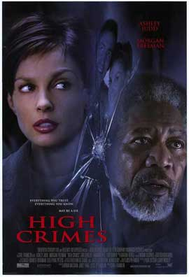 High Crimes - 27 x 40 Movie Poster - Style A