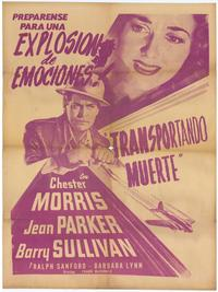 High Explosive - 27 x 40 Movie Poster - Spanish Style A
