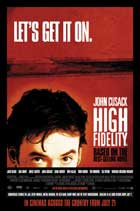 High Fidelity - 11 x 17 Movie Poster - Style E