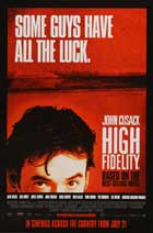 High Fidelity - 11 x 17 Movie Poster - UK Style A