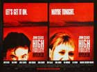 High Fidelity - 27 x 40 Movie Poster - UK Style B