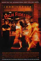 High Fidelity - 27 x 40 Movie Poster - Style C