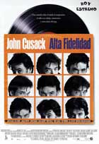 High Fidelity - 11 x 17 Movie Poster - Spanish Style A