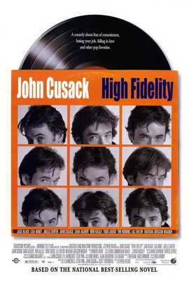 High Fidelity - 27 x 40 Movie Poster - Style A