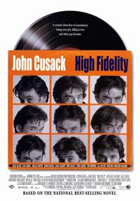 High Fidelity - 43 x 62 Movie Poster - Bus Shelter Style A