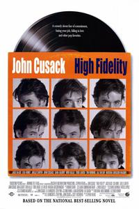 High Fidelity - 11 x 17 Movie Poster - Style A - Museum Wrapped Canvas