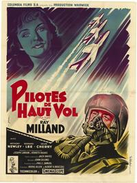 High Flight - 27 x 40 Movie Poster - French Style A