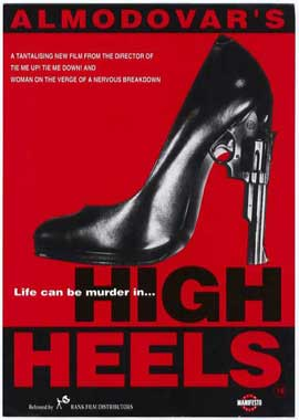High Heels - 27 x 40 Movie Poster - Style A