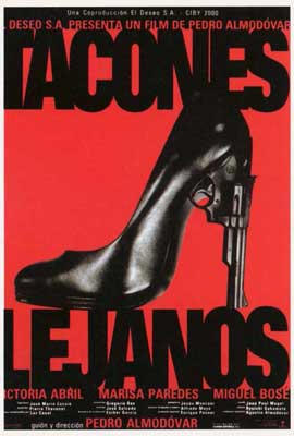 High Heels - 27 x 40 Movie Poster - Foreign - Style A