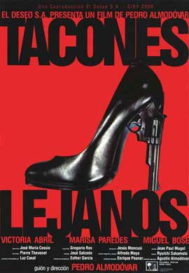 High Heels - 11 x 17 Movie Poster - Spanish Style A