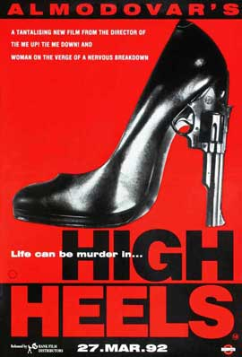 High Heels - 27 x 40 Movie Poster - UK Style A