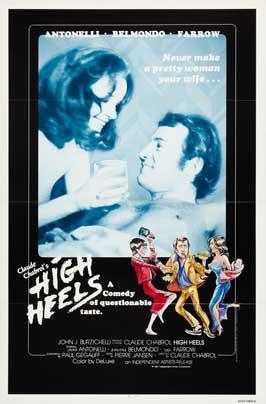 High Heels - 11 x 17 Movie Poster - Style B