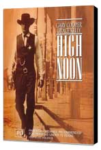 High Noon - 11 x 17 Movie Poster - Australian Style A - Museum Wrapped Canvas