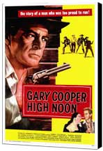 High Noon - 11 x 17 Museum Wrapped Canvas
