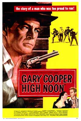 High Noon - 11 x 17 Movie Poster - Style A
